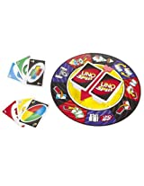 Uno Spin Card Game J3719 from Mattel