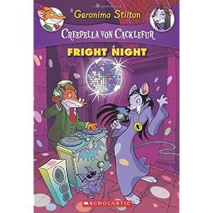 Creepella Von Cacklefur - 5 Fright Night: 05 (Geronimo Stilton)
