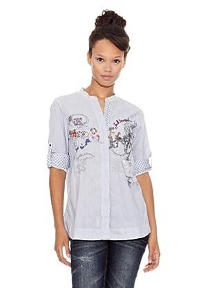 Desigual Camisa Fanny (Blanco)