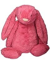 Jellycat Bashful Bunny Strawberry Huge