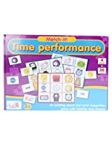 Fab N Funky - Match It Time Performance Puzzle Game