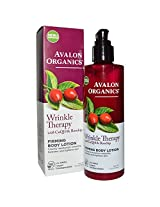 Avalon Organics Ultimate Firming Body Lotion, CoQ10, 8-Ounces (Pack of 2)