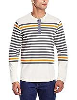 Freecultr Men's Round Neck Cotton T-Shirt