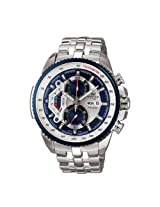 Casio Edifice Chronograph Multi-Color Dial Men's Watch - EF-558D-2AVDF (ED437)