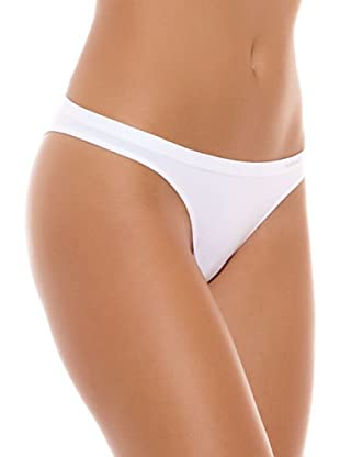 UNNO Braguita Bikini Pack x 6 Brasileño (Blanco)