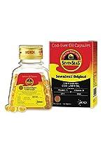 Seven Seas Cod Liver Oil 200 capsules