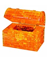 3D Crystal Puzzle - Treasure Chest