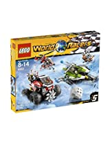 LEGO World Racers Blizzards Peak 8863