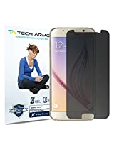Tech Armor Samsung Galaxy S6 (NOT Galaxy S6 Edge) 4-Way, 360 Degree, Privacy Screen Protector - Hassle-Free Lifetime Warranty [1-Pack]