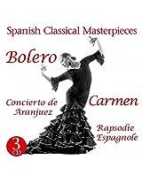 Carmen,Bolero,Concierto de Aranjuez