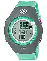 Soleus Soleus Unisex Sg010-345 Gps Turbo Digital Display Quartz Grey Watch - Sg010-345