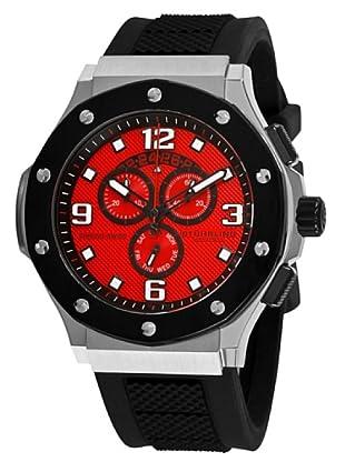 STÜRLING ORIGINAL 160CXL.335675 - Reloj de Caballero movimiento de cuarzo con correa de silicona