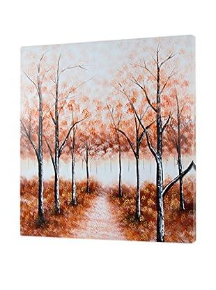 Especial Deco Vertical Gemälde Forest