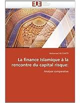 La finance Islamique à la rencontre du capital risque:: Analyse comparative