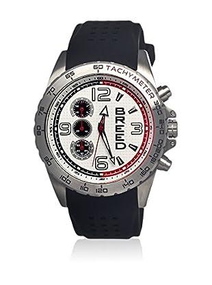 Breed Reloj con movimiento cuarzo japonés Brd4401 Negro 45  mm