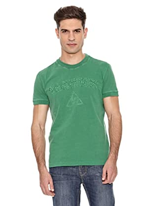 Le Coq Sportif Camiseta H Training (Verde)