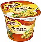 Maggi Noodles in cream sauce