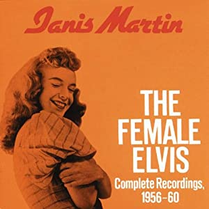 The Female Elvis - Complete Recordings, 1956-1960