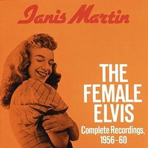 The Female Elvis - Complete Recordings, 1956-1960