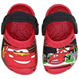 Crocs Kids Cars Ll Custom Clog Mules and Sandal