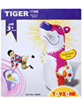 Toyzone - Hit Me In Tiger Shape Toy Pink