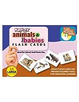 Krazy Animals & Babies - Flash Cards