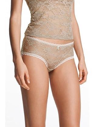 Esprit Bodywear Damen Slip X0349/Luxury Lace (Beige (39 = Beige))