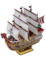 "Bandai Hobby Sailing Ship Collection Red Force ""One Piece"" Model Kit"