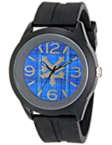 Zoo York Men's ZY1213 Core Street Analog Display Analog Quartz Black Watch