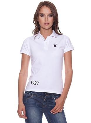 Polo Club Poloshirt Butler (Weiß)