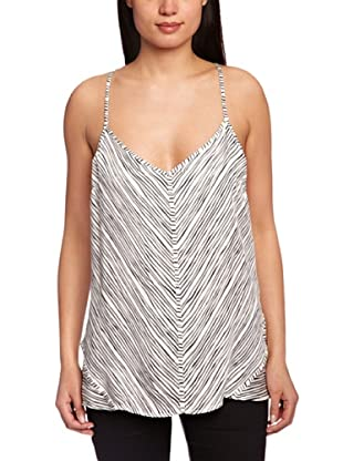 Quiksilver Top Shelby (Blanco)