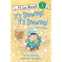 It's Snowing! It's Snowing!: Winter Poems (I Can Read Book 3)