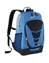Nike BA4883-490 Max Air Vapor Backpack (Photo Blue/Black/Metallic Silver)