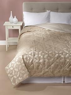 Frette Luxury Edmond Anouk Quilt (Stone)