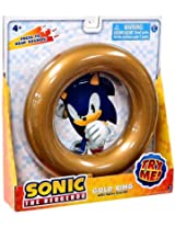 Sonic the Hedgehog Gold Ring with Game Sounds