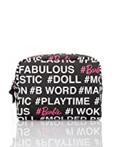 #Barbie Cosmetic Pouch