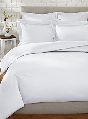 Westport Linens 500 TC Egyptian Cotton Duvet Set (White)