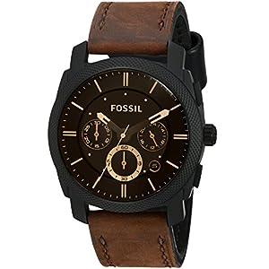 Fossil Analog Unisex Watch - FS4656