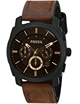 Fossil Analog Unisex Watch - FS4656