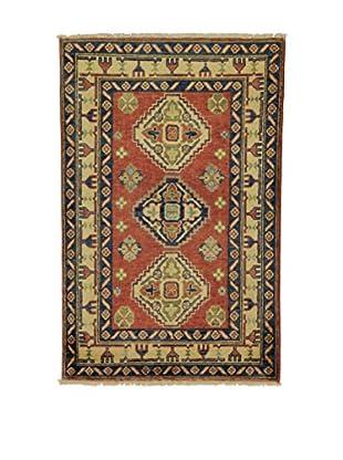 Eden Teppich Uzebekistan mehrfarbig 82 x 125 cm