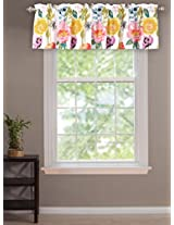 Greenland Home Watercolor Dream Window Valance