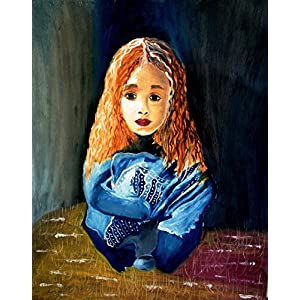 NUCreations Loneliness - Original Painting - Oil Paint On Canvas