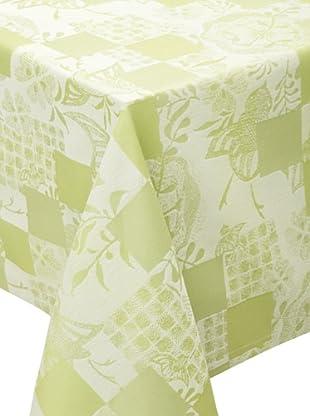Garnier-Thiebaut Mille Birds Tablecloth (Garden)
