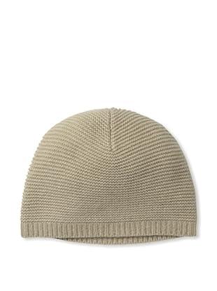 Sofia Cashmere Men's Links Hat (Oatmeal)