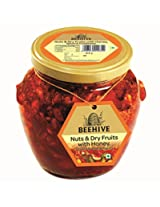 Beehive Nuts & Dry Fruit with Honey 650gm