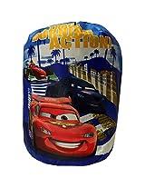 Cars Indoor Slumber Bag In Printed Drawstring Bag
