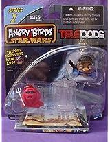 Angry Birds Star Wars Telepods Series 2 Lando Calrissian & Royal Guard