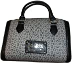 GUESS GUE-3955 Top-Handle Bag For Women {Black}