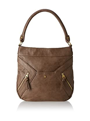 co-lab by Christopher Kon Women's Ellie Hobo, Taupe, One Size