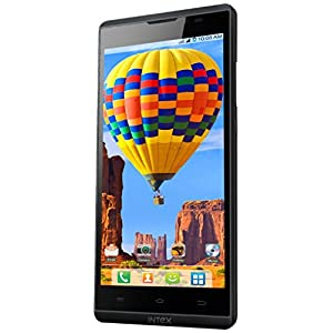Intex Aqua i5 HD (Black)